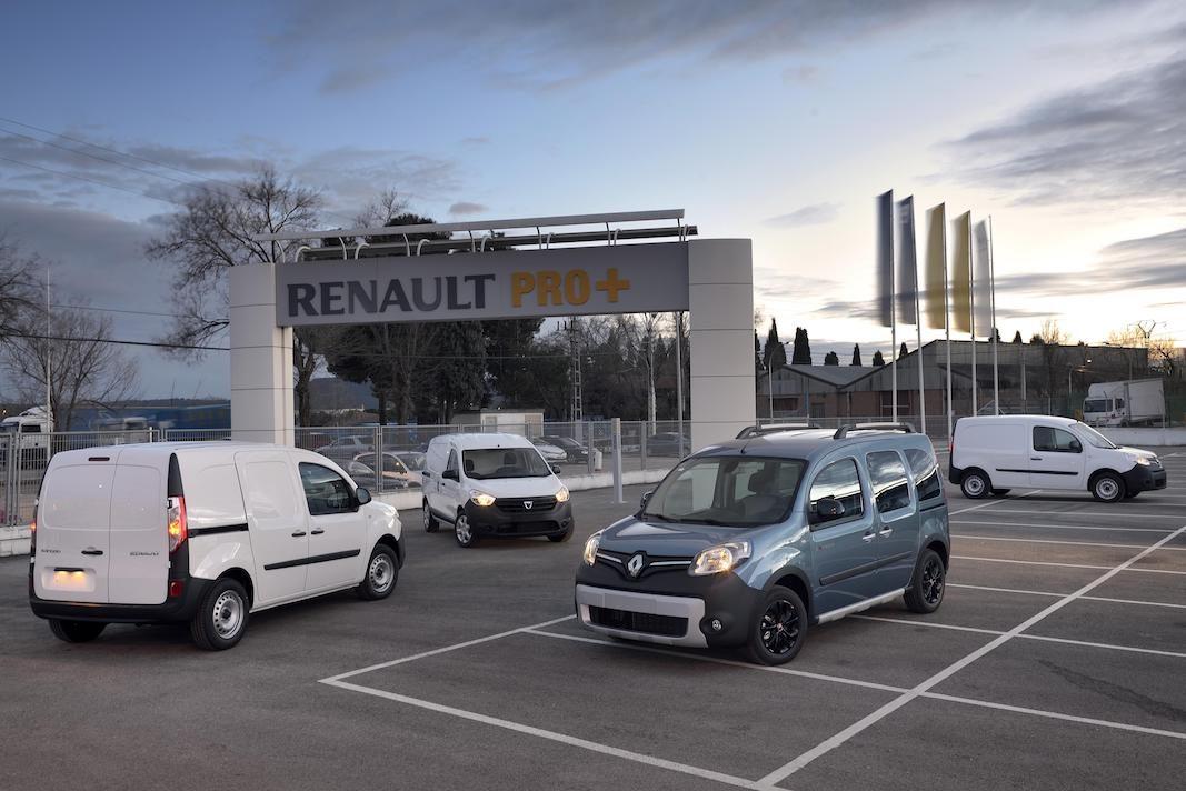 Renault mostrará por toda España la gama de adaptaciones para sus vehículos comerciales