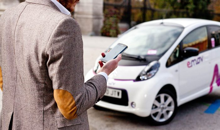 Emov lanza el primer servicio de carsharing eléctrico en Lisboa