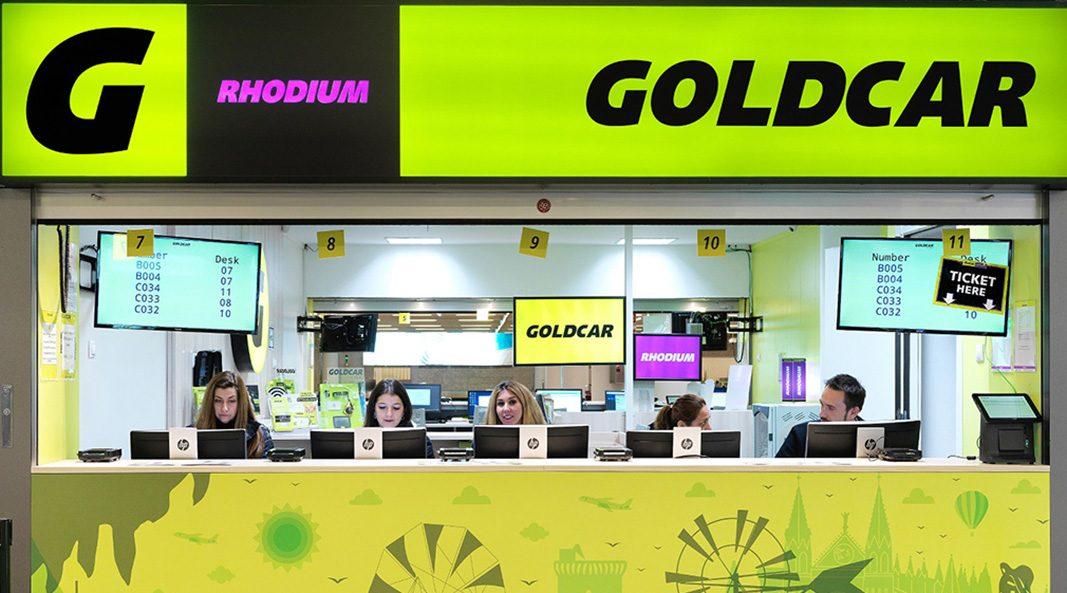 Goldcar eleva su plantilla un 28% hasta los 1.200 empleados en 2017
