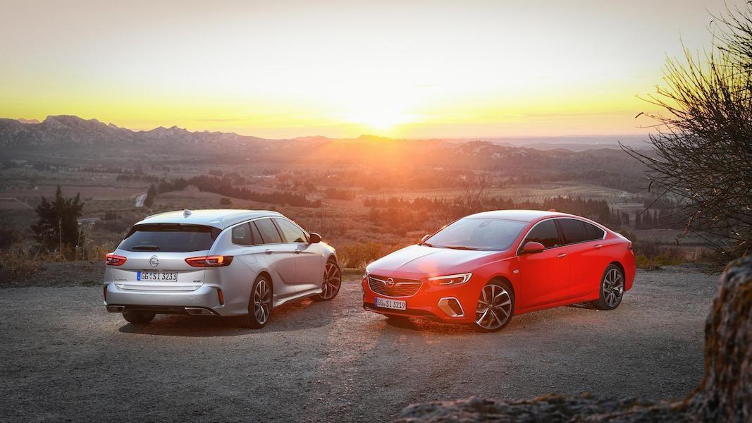 Opel Insignia y Opel Corsa, extremos que se tocan bajo la sigla GSI