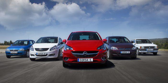 El primer Opel Corsa eléctrico se fabricará en Zaragoza