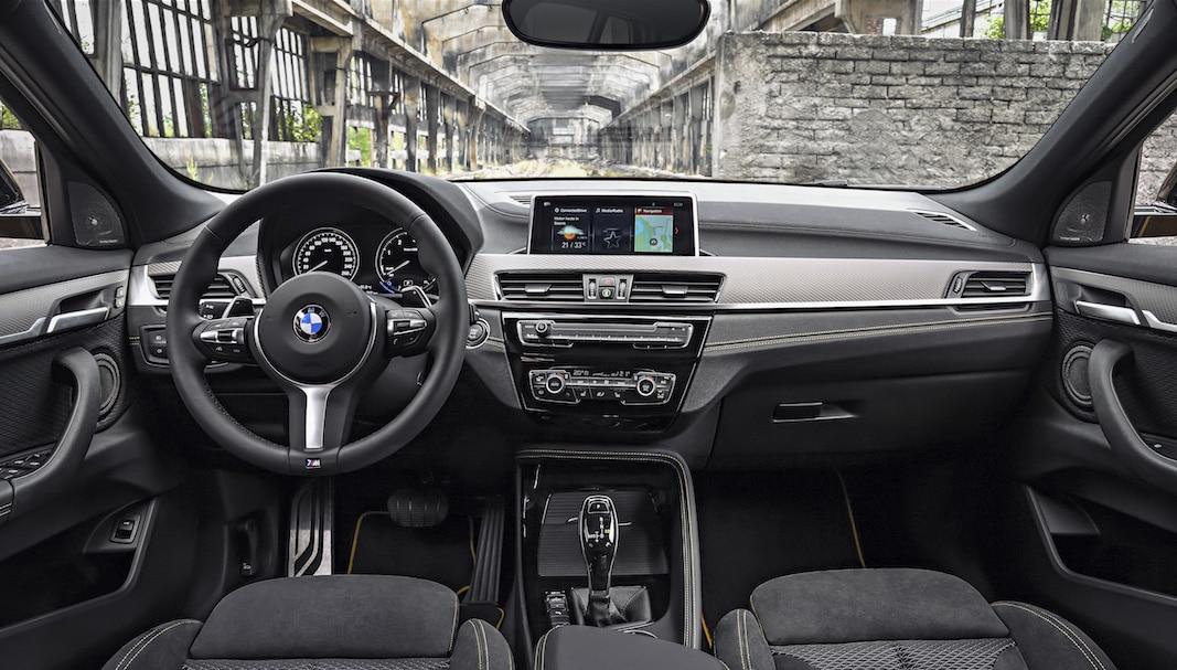 El Nuevo Bmw X2  Disponible Desde 35 850 Euros  Estrena