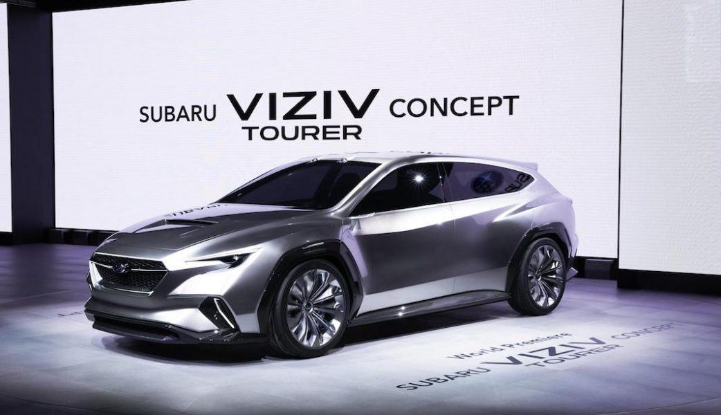 Subaru Viziv Tourer Concept 1