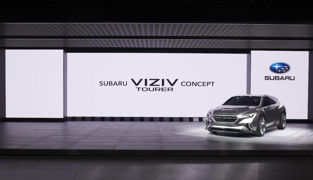 Subaru Viziv Tourer Concept 10