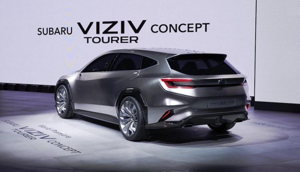 Subaru Viziv Tourer Concept 2