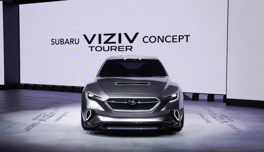 Subaru Viziv Tourer Concept 4