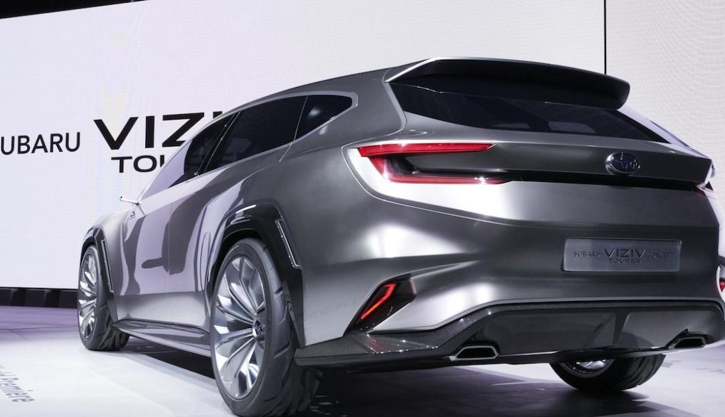 Subaru Viziv Tourer Concept 6