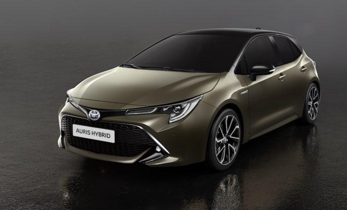 La tercera generación del Toyota Auris, con un solo motor convencional y dos alternativas híbridas