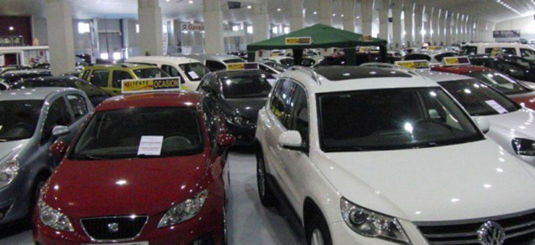 Uno de cada tres coches usados vendidos tiene más de 15 años