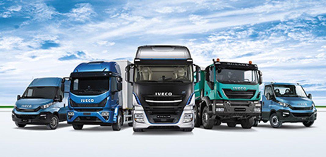 Iveco España matriculó de 10.471 vehículos industriales en 2017