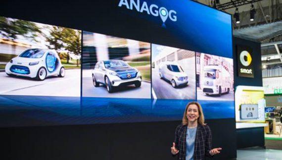 Daimler invierte en la start-up de inteligencia artificial Anagog