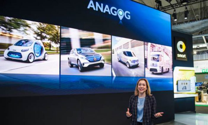 Daimler invierte en la start-up de inteligencia artificial Anagog