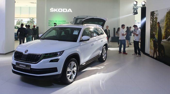 Skoda comienza la comercialización de vehículos en Singapur