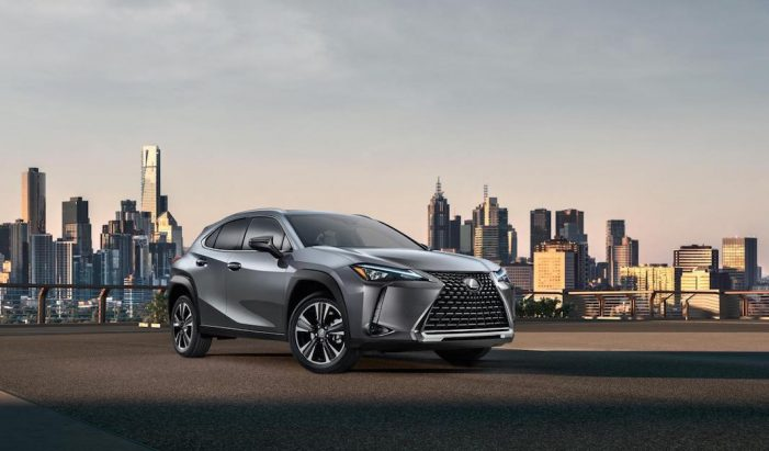 Lexus UX, un nuevo crossover que estrena la cuarta generación del sistema híbrido de la marca