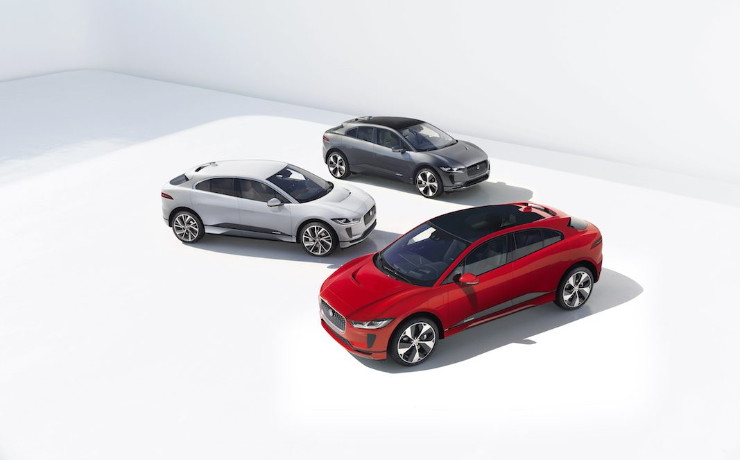 El eléctrico Jaguar I-PACE ya está disponible en España desde 79.100 euros