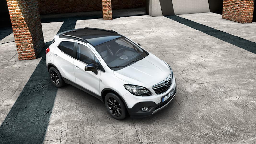 Black Edition Un Apellido Para Los Modelos De Opel Con Un Estilo Especial