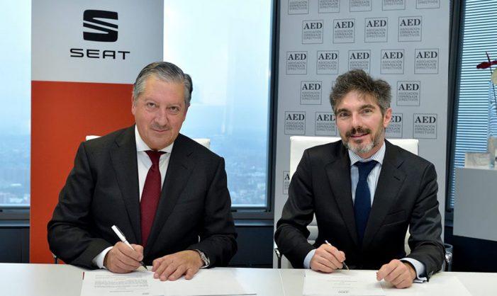 Seat se incorpora a la AED para potenciar el desarrollo directivo