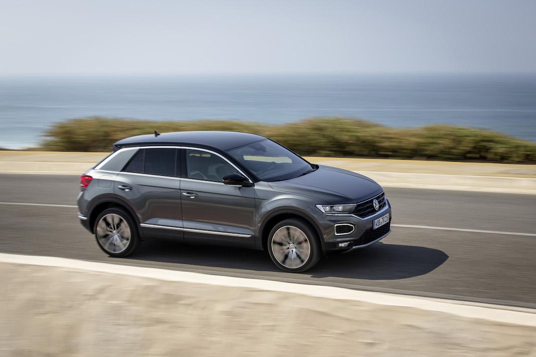 Volkswagen T-Roc. / FOTOGRAFÍA: VOLKSWAGEN