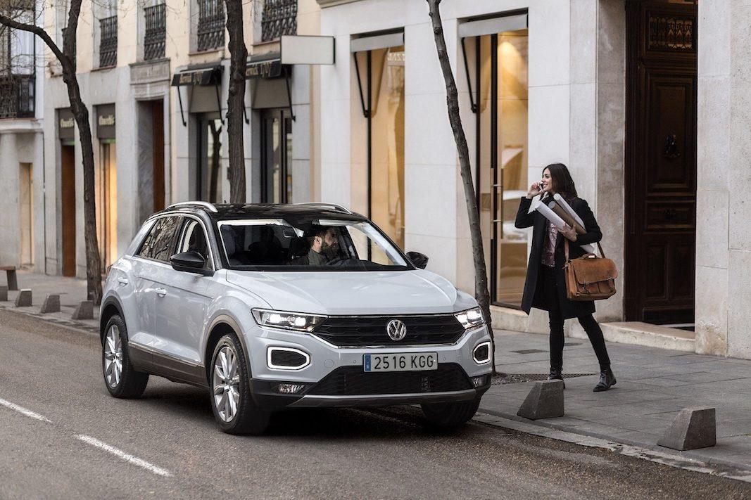 Volkswagen y el Nissan Qashqai son los líderes del renting en España en 2020