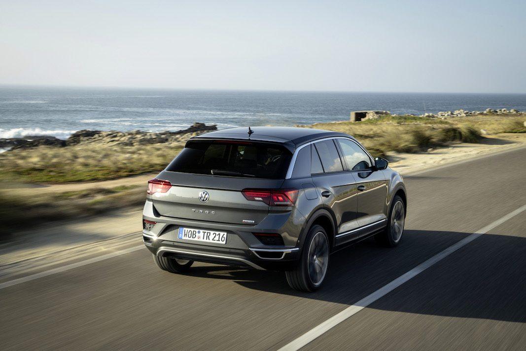 VW T-Roc, un SUV polivalente y deportivo para quienes huyen de lo convencional