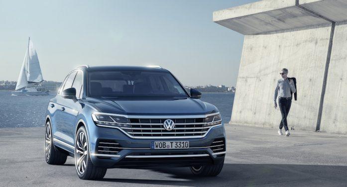La tercera generación del Volkswagen Touareg llegará a España en el verano