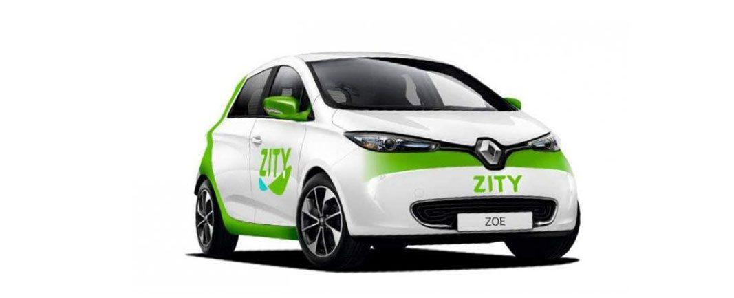 Zurich se convierte en la aseguradora del servicio de carsharing ZITY