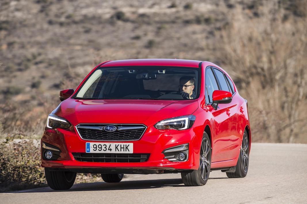 La quinta generación del Subaru Impreza llega al mercado español