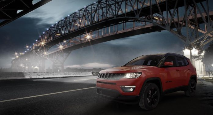 Jeep lanza dos nuevas ediciones especiales del SUV compacto Compass