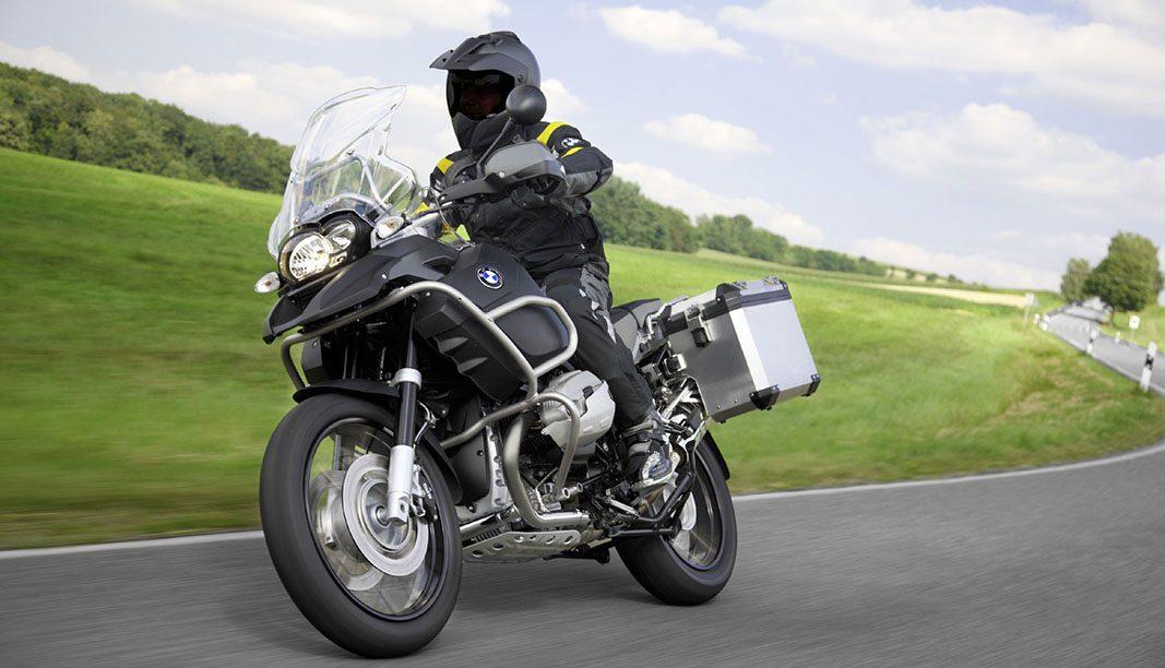 Las motos de carretera, a la cabeza del gasto de los consumidores