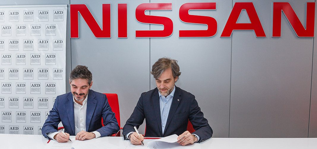 Nissan, nuevo socio de la Asociación Española de Directivos
