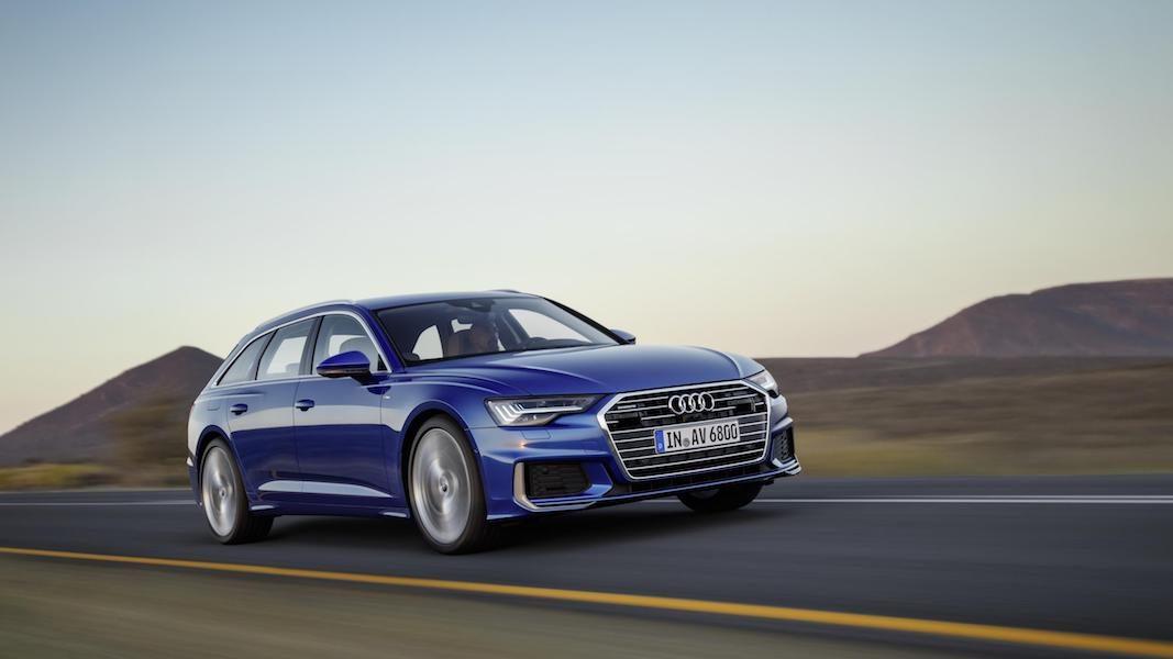 El nuevo Audi A6 Avant o la funcionalidad deportiva, listo para su entrada en el mercado