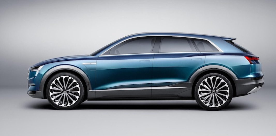 Audi abre un registro para lograr preferencia en la compra de su primer eléctrico
