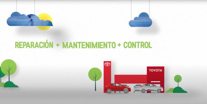 El 90% de las instalaciones de Toyota cuentan con la certificación ISO 14001