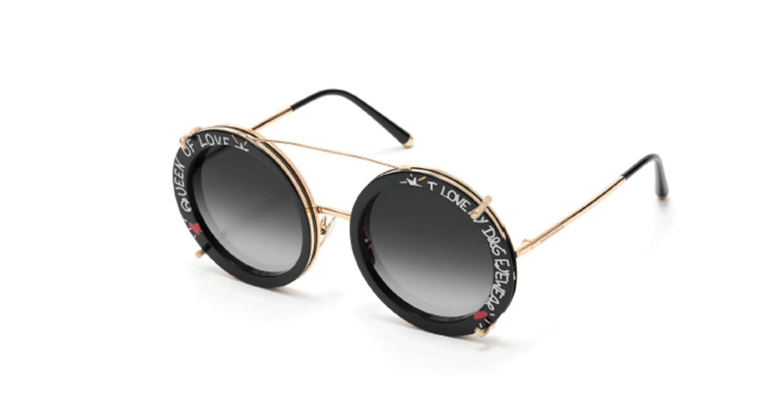 El arte urbano, fuente de inspiración para el eyewear de Dolce & Gabbana