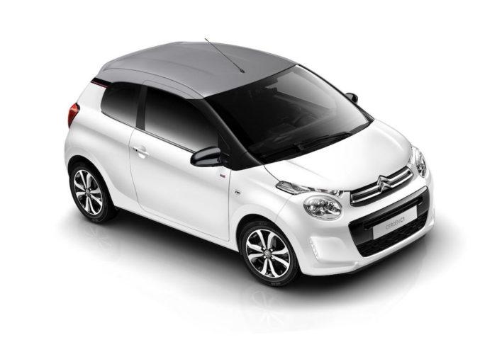 Citroën refuerza el C1 con novedades estéticas, seguridad y motorización
