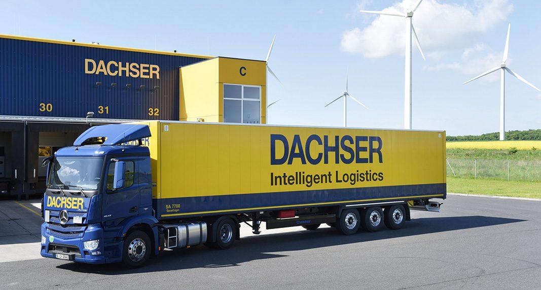 Dachser cierra 2017 con 6.000 millones de euros en volumen de negocio