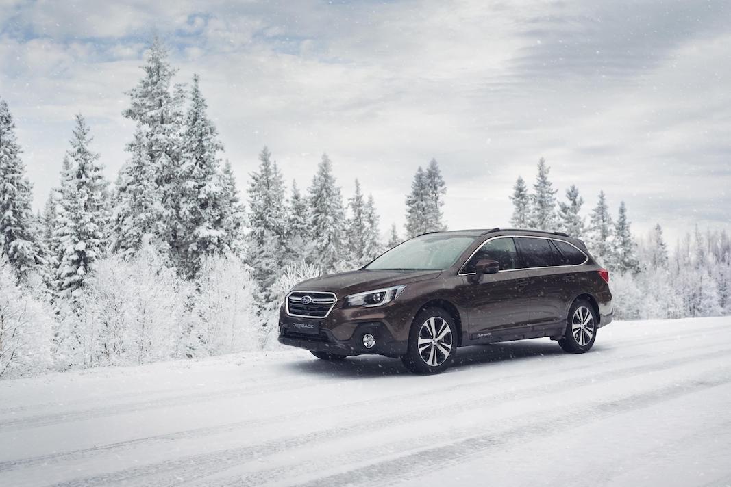 Subaru renueva el Outback y añade una versión ejecutiva por 37.750 euros