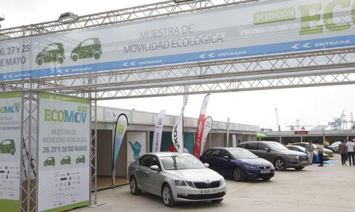 La tercera edición de ECOMOV se celebra en La Marina de Valencia