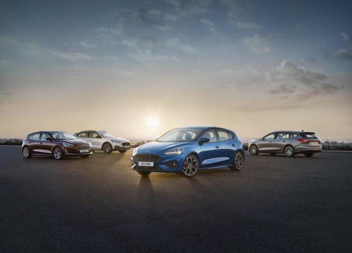 Ford crea el nuevo Focus desde cero, aunque fiel a los 20 años de historia del modelo