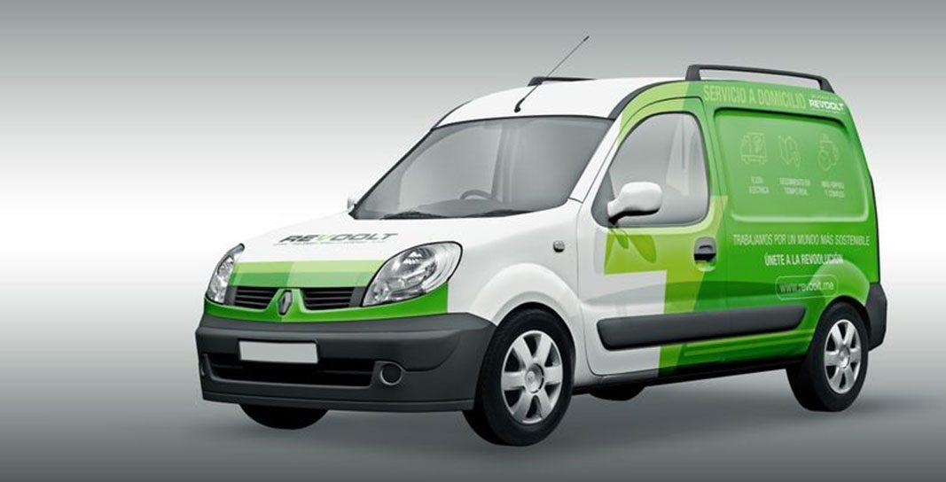 Revoolt cuenta con vehículos Northgate en su flota eléctrica