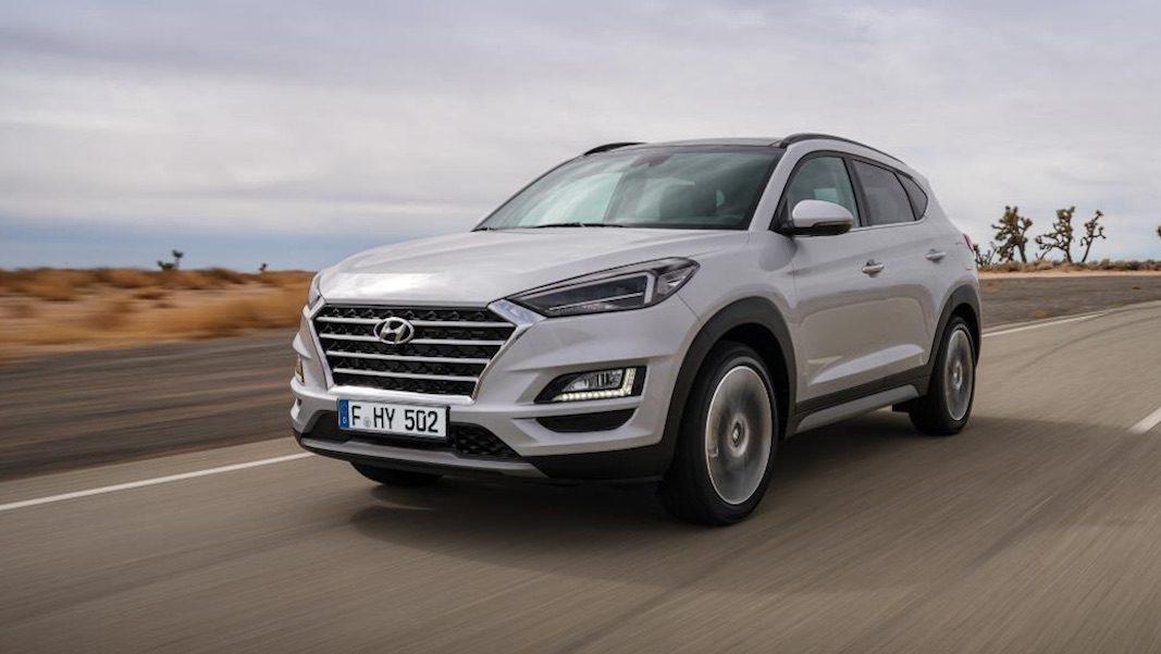Hyundai actualiza el Tucson con más estilo y más tecnología