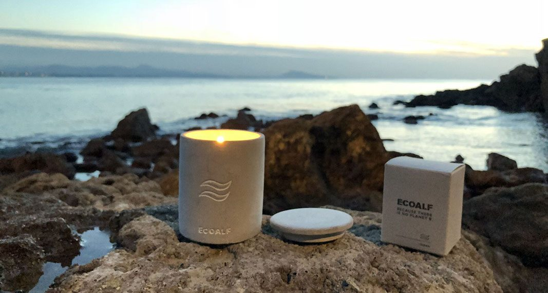 Vila Hermanos transforma en vela el océano, la tierra y el aire, para Ecoalf