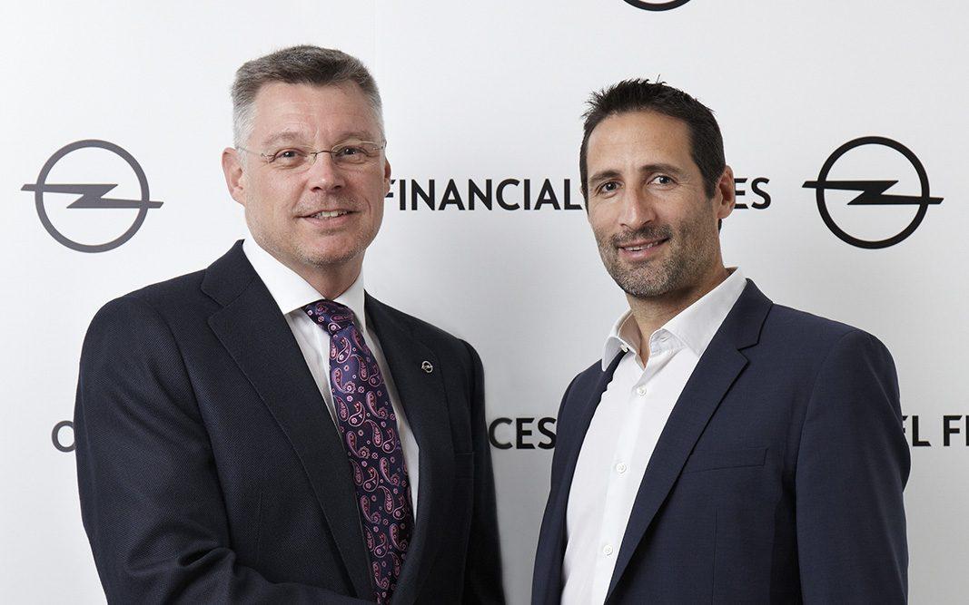 Opel estrena su propia división financiera en España