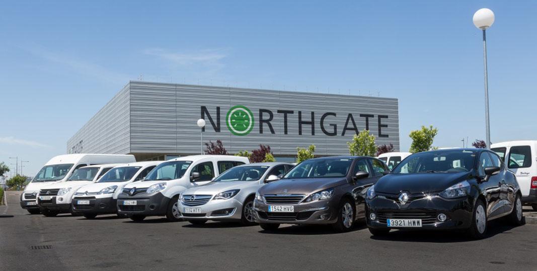 Una sede de la empresa de renting Northgate.