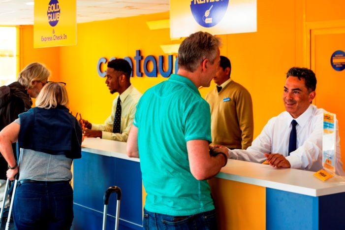 Centauro Rent a Car estrena sucursal en la Estación de Sants