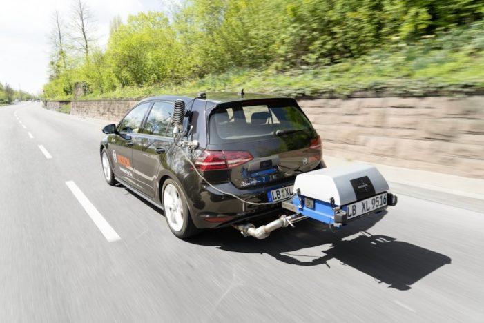 Bosch soluciona el problema de las emisiones nocivas de los motores diesel