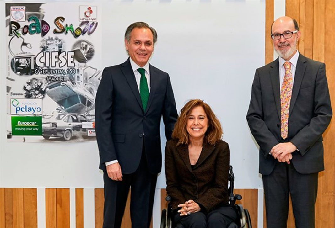 Europcar, Fundación Pelayo y Aesleme fomentan la seguridad vial
