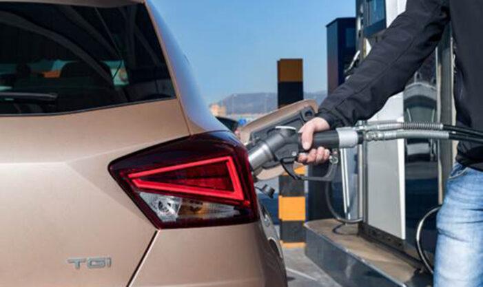 Los coches con combustibles alternativos crecen un 191% en un año