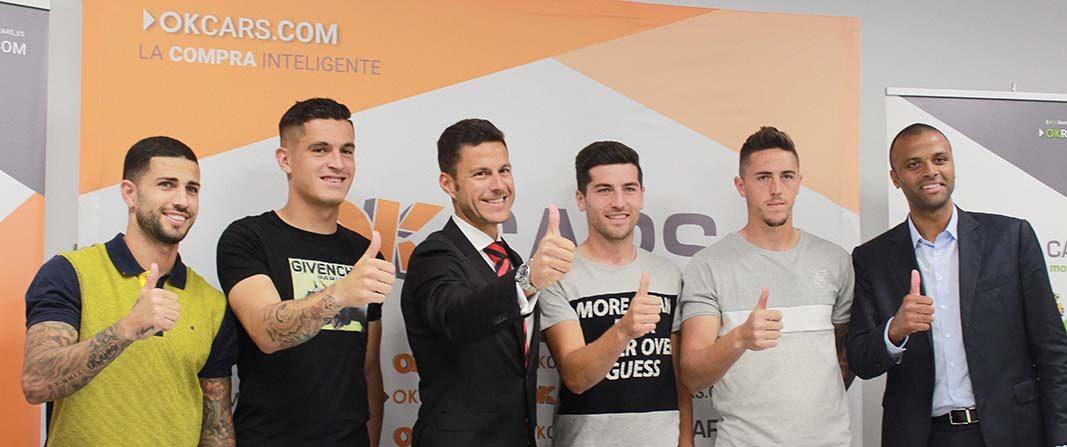 OK Group y RCD Mallorca renuevan su colaboración