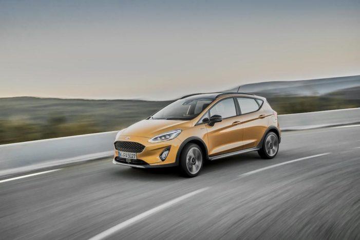 Ford convierte al Fiesta en un crossover bajo el apellido Active